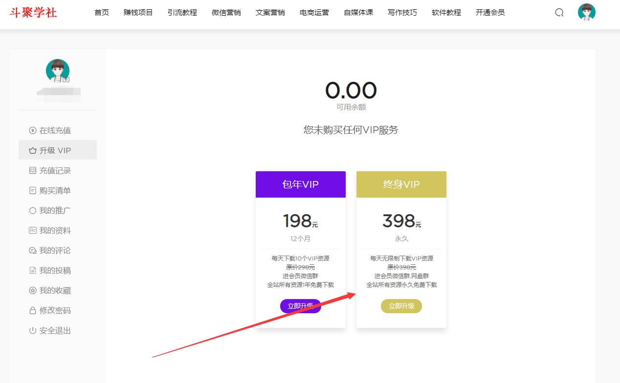 打造虚拟资源自动化赚钱网站,24小时自动赚钱!